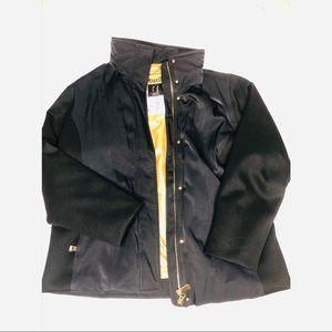 Womens Navy Marker winter jacket size 12